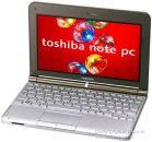 Toshiba выпустила новые нетбуки