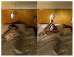Подпрыгивающий будильник