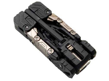 Transforming USB Flash Memory