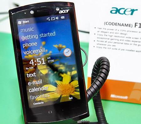 Acer, F1, L1, С1