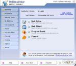 Online Armor Free 3.5.0.20 - популярный файрволл