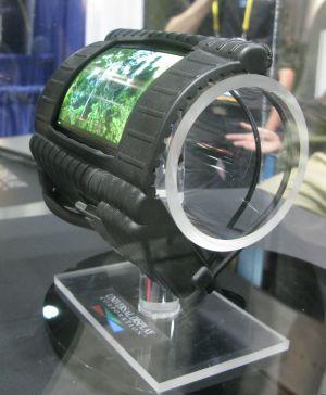 UDC, LG Display, Дисплей