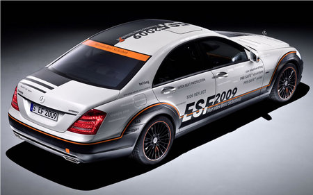 Mercedes, S400 Hybrid ESF