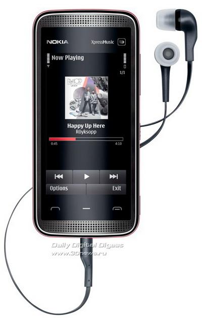 Nokia, 5530 XpressMusic