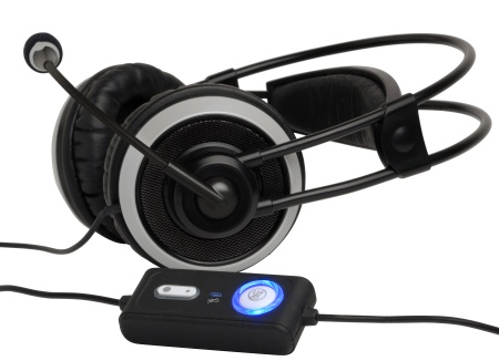 Verbatim, Rapier USB Gaming Headset