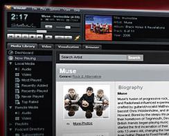 Winamp 5.56.2512 - лучший в мире медиаплеер