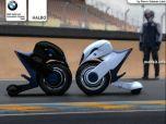 """BMW Halbo - """"одноколесный"""" супербайк"""