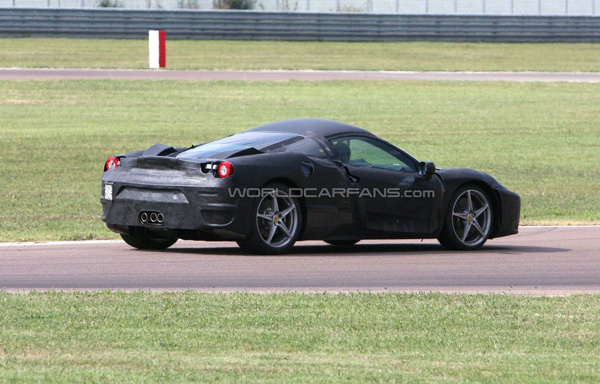 Ferrari, F450