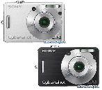 Фотокамеры Sony DSC-W30 и DSC-W50