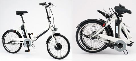 Sanyo, eneloop bike