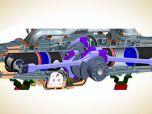 Разработан двухцилиндровый 325-сильный дизель