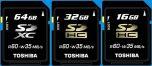 Toshiba анонсировала самую быструю карту памяти SDXC