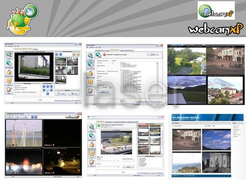 WebcamXP PRO v5.3.4.252 Build 2775