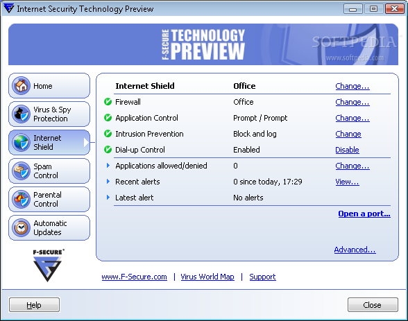 F-Secure Internet Security 2009 9.50