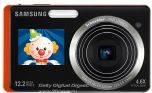 """Samsung выпустила """"цифровики"""" с двумя дисплеями"""