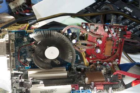 NVIDIA, AMD, Видеокарта
