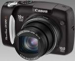 Canon PowerShot SX120 IS видит до 35 лиц в кадре