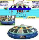 В Японии появяться водоплавающие НЛО
