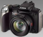 Canon PowerShot SX20 IS c 20-кратным зумом