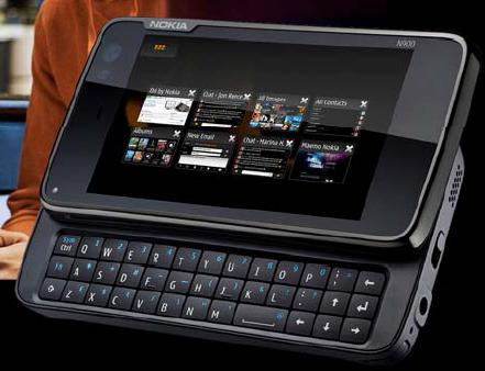 Nokia, N900
