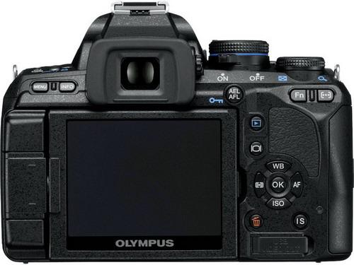 Olympus, E-600
