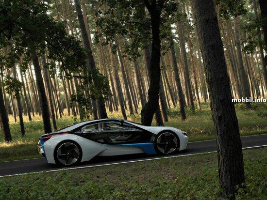 BMW, Vision EfficientDynamics
