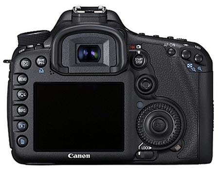 Зеркальная камера Canon EOS 7D: 18 Мп на матрице APS-C