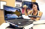 Тонкие ноутбуки Samsung X170 и X420