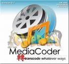 MediaCoder 0.7.2 Build 4510 - кодировщик All-in-One