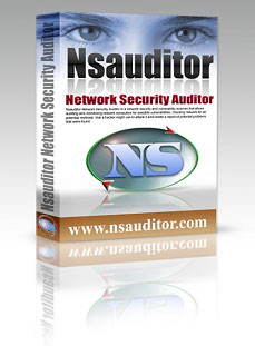 Nsauditor Network Security Auditor v.1.9.5