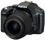 Pentax K-x - зеркальная камера начального уровня