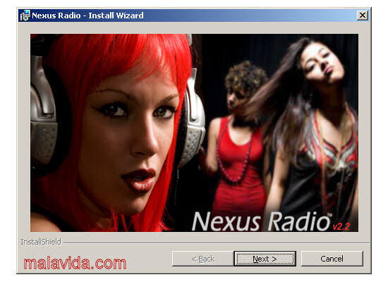Nexus Radio 4.1.1 Portable - слушаем online радио
