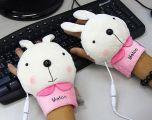Готовимся к зиме: USB-рукавицы с грелкой от Gadget4all