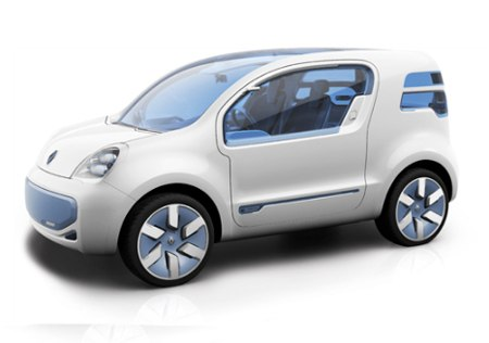 Renault, Fluence ZE