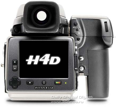 Hasselblad, H4D Series