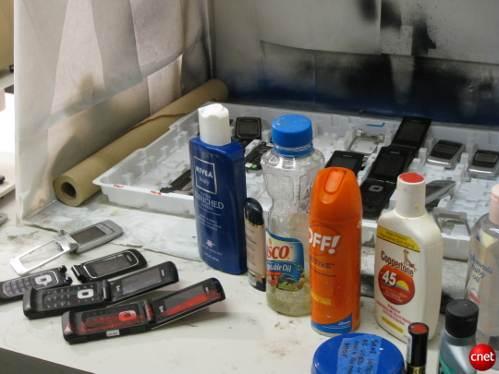 Nokia, Лаборатория, Испытания