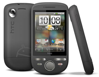 HTC, Touch2, Tattoo