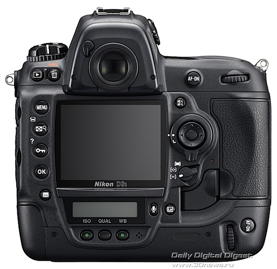 Nikon, D3s