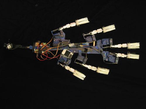 Spinybot, iSprawl, Stickybot