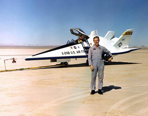 Martin-Marietta X-24