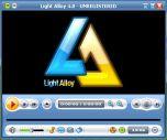 Light Alloy 4.4 - популярный плеер