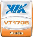 Новый аудио-кодек VIA VT1708