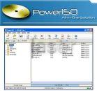 PowerISO v4.6 - работа с образами дисков