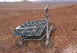 Робот – покоритель пустыни