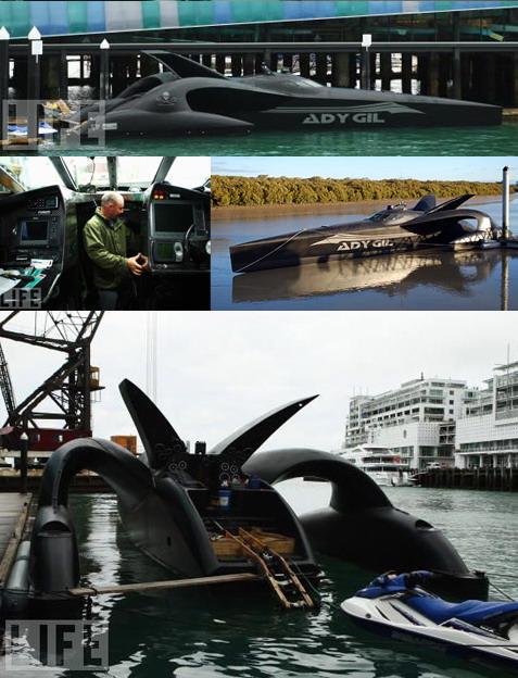 Sea Shepherd, Ady Gil