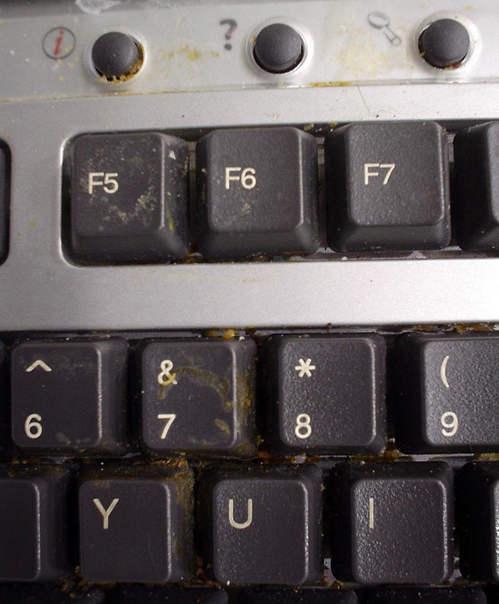Компьютер, Системник, Уход, Пыль