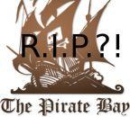 The Pirate Bay уходит в отставку