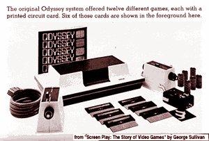 Первая игровая консоль