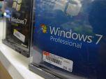 Windows 7 разметают с прилавков