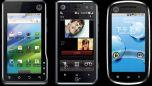 Три Android-фона Motorola